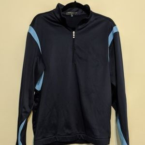 NIKE Golf Therma Fit 1/2 Zip Pullover Shirt Top